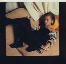 Dirk Marwig Jewelry,photo#2:Linda Covello NYC 1988