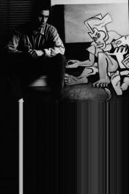 Linda Covello's Portrait of Dirk Marwig
