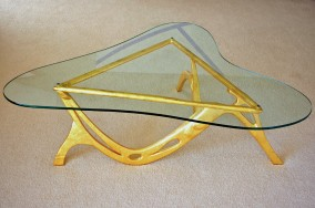 Golden Triangle Table