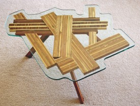 Hi Way+Railroad Table