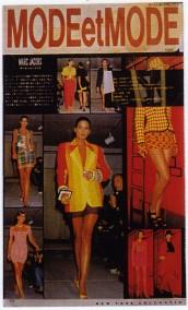 MODE ET MODE_TOKYO 1987