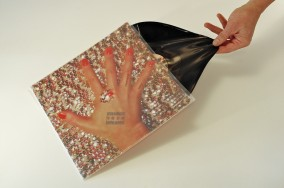 Not That One! (Shaped/deformed 12 inch Record -object- , Dirk Marwig 2012)