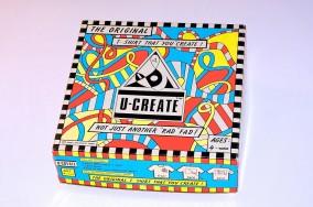 U-CREATE™ by Dirk Marwig,1988