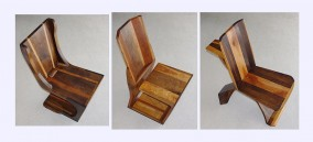 Dirk Marwig 3 Chairs  I made in Canada